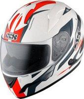 IXS HX 275 Blade weiß/rot/silber