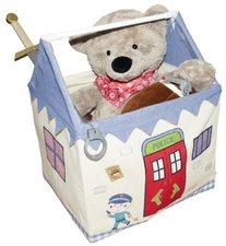 Kidsley Spielzeugbox Polizei und Räuber