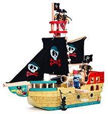 Le Toy Van Jolly Piratenschiff