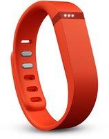 Fitbit Flex orangerot