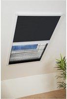 Culex Insekten-/Sonnenschutzplissee (110 x 160 cm)