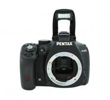 Pentax K-50 Body (schwarz)
