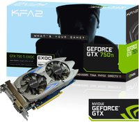 KFA Geforce GTX 750 Ti