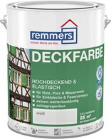 Remmers Aidol Deckfarbe anthrazitgrau 750 ml