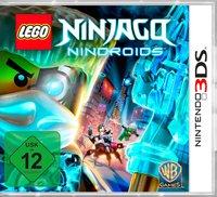 Lego Ninjago: Nindroids (3DS)