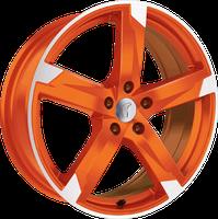 Rondell Z 01RZ (8x19) Racing-Orange poliert