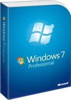 Microsoft Windows 7 Professional 32Bit SP1 OEM (EN)