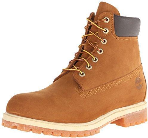 Timberland 6 Inch Premium Boot - Rust Nubuck (72066)