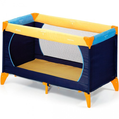 Hauck Dream N Play Yellow / Blue / Navy