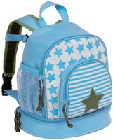 Lässig 4Kids Mini Backpack Starlight Oliv