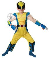 Rubies Wolverine Deluxe Kostüm (886588)