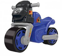 BIG Classic-Bike Blau