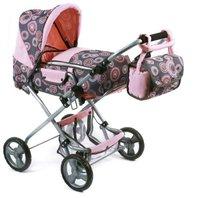 Bayer Chic Puppenwagen Bambina Rosy Pearls