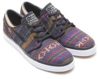 Nike Zoom Stefan Janoski Premium Hacky Sack multi-color/black/white