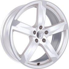Rondell Z 01RZ (8x18) Racing-Weiß poliert