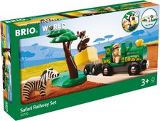 Brio Safari Bahn Set (33720)