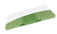 Schlaraffia Maxi 160 Bultex Plus 100x200 cm