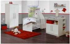 Roba Kinderzimmer Maren 3-teilig 2-türig