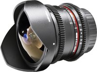 Walimex pro 8mm f3.8 Fisheye II VCSC [Fuji X]