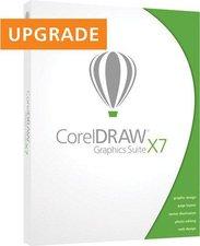 Corel CorelDRAW X7 Graphics Suite Upgrade (DE) (Win)