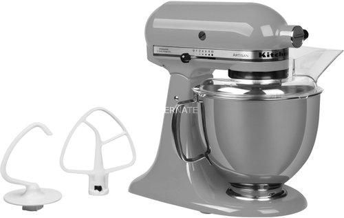 KitchenAid Artisan Küchenmaschine Metallic Chrome 5KSM150PS EMC