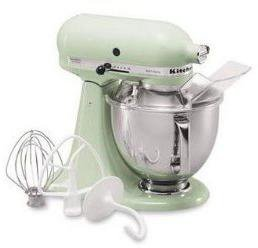 KitchenAid Artisan Küchenmaschine Pistacchio 5KSM150PS EPT