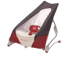 Tiny Love Take-along bouncer red