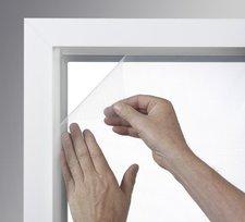 Roller Fliegengitter für die Tür (120 x 210 cm)