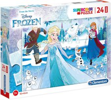 Clementoni Disney Die Eiskönigin Maxi-Puzzle