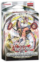 Yu-Gi-Oh Cyber Dragon Revolution Structure Deck