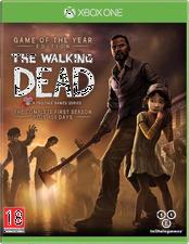 The Walking Dead: A Telltale Games Series - Spiel des Jahres Edition (Xbox One)