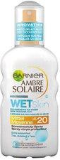 Garnier Ambre Solaire Wet Skin LSF 20 (200 ml)