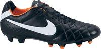 Nike Tiempo Legend IV FG black/white/total orange