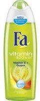 Fa Vitamin & Power Vitamin E + Guave Duschgel (250 ml)