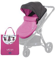 Chicco Color Pack Urban - Cherry