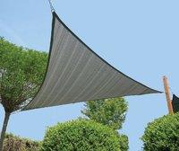 Holzkontor 24 Sonnensegel Dreieck 550 x 550 cm