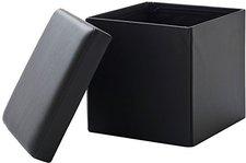 Meise Möbel Cube Hocker schwarz