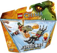 LEGO Legends of Chima - Speedorz Feuer-Klauen (70150)