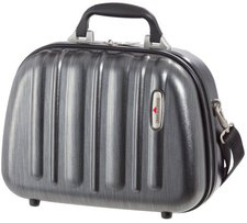 Hardware Profile Plus Beautycase 37 cm metallic grey