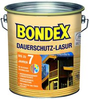 Bondex Dauerschutz-Lasur 4 l nussbaum 731