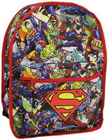 Bioworld Merchandising Superman Rucksack (BP09C0SPM)