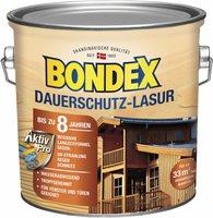 Bondex Dauerschutz-Lasur 2,5 l nussbaum 731