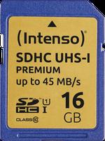 Intenso SDHC 16GB Class 10 (3421470)