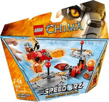 LEGO Legends of Chima - Feuer-Klingen (70149)