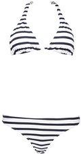 Venice Beach Stripes Triangel-Bikini 13423