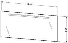 Duravit X-Large Spiegel beleuchtet (LM968203737)