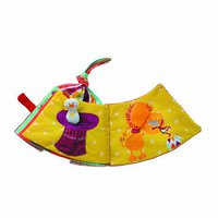 Lilliputiens Baby Stoffbuch Zirkus