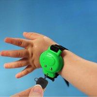 Delfin Wellness Moby Kid Sensorarmband grün