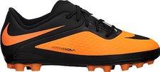 Nike Jr Hypervenom Phelon AG bright crimson/volt/black