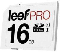 Leef SDHC 16GB Class 10 (LFSDPRO-01610R)